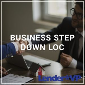 business step down loc
