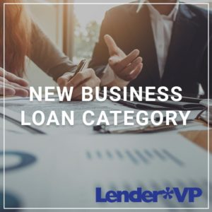 New Business Loan Category