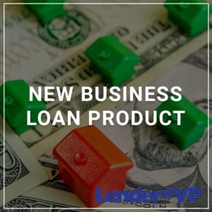 New Business Loan Product
