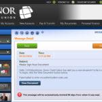 Viewing Desktop Message Center