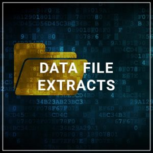 Data File Extracts