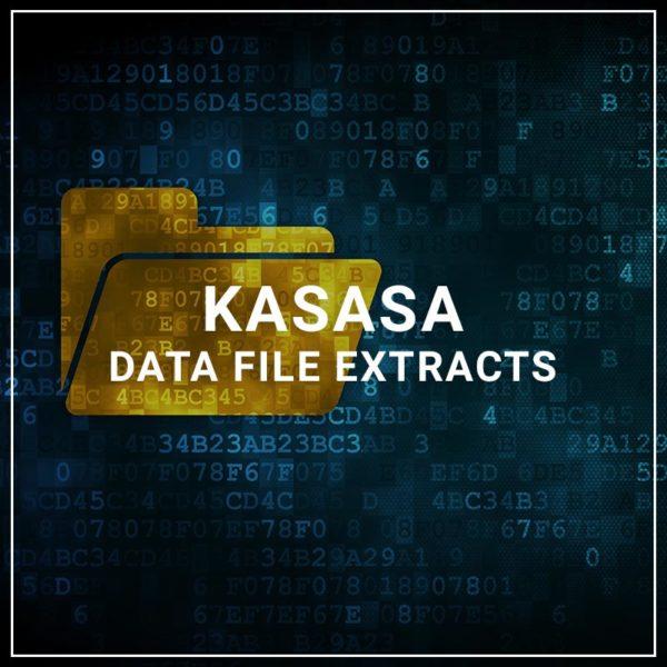 Kasasa Data File Extracts