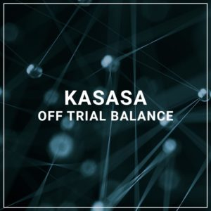 Kasasa Off Trial Balance