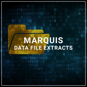 Marquis Data File Extracts
