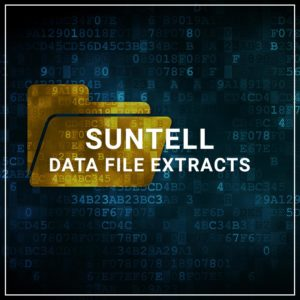 Suntell Data File Extracts