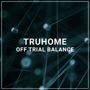 TruHome Off Trial Balance