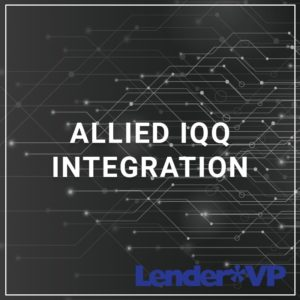 Allied IQQ Integration