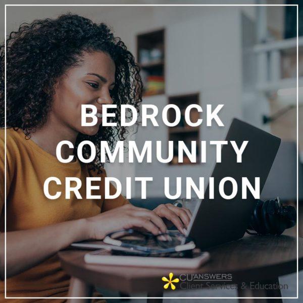 Bedrock COmmunity Credit Union