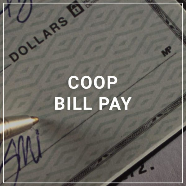 Coop Bill Pay