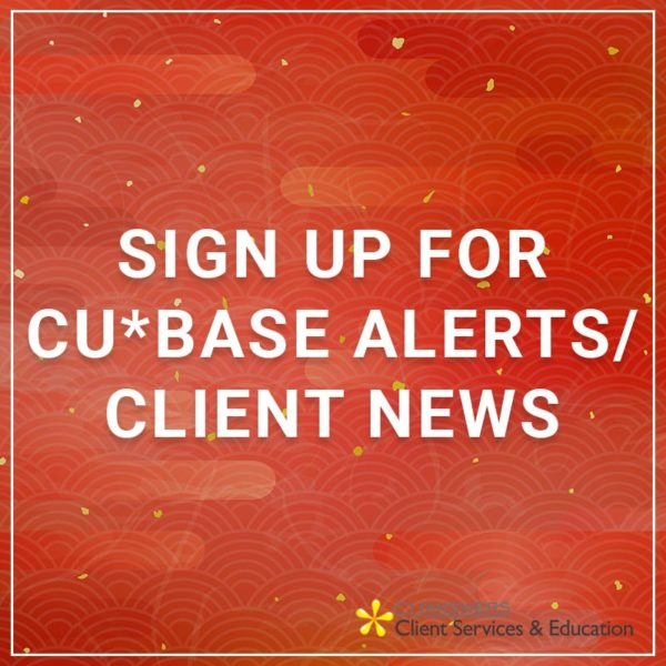 Sign Up for CUBASE Alerts and Client News