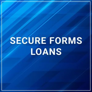 Secure Forms - Loans
