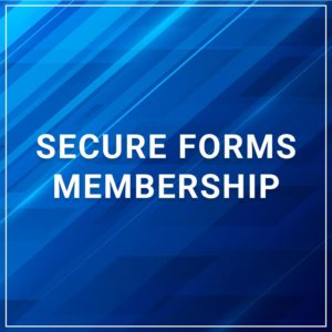 Secure Forms - Membership