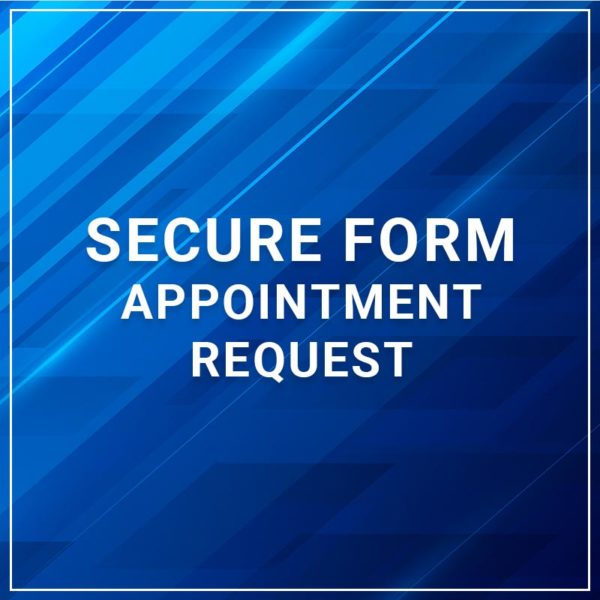 Secure Form - Appointment Request