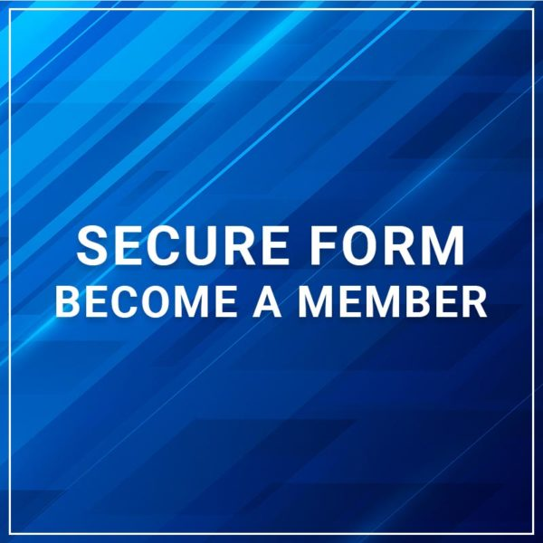 Secure Form - Become a Member