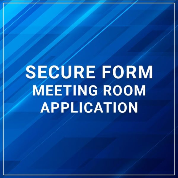 Secure Form - Meeting Room Application