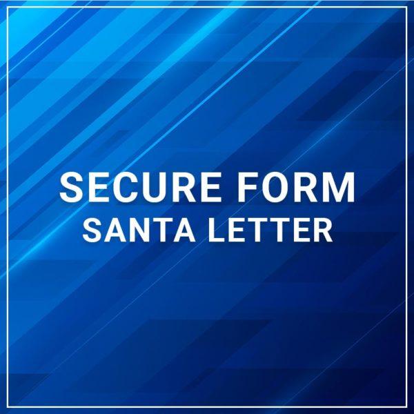 Secure Forms - Santa Letter
