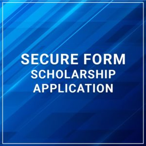 Secure Form - Scholarship Application