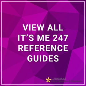 View All It's Me 247 Reference Guides