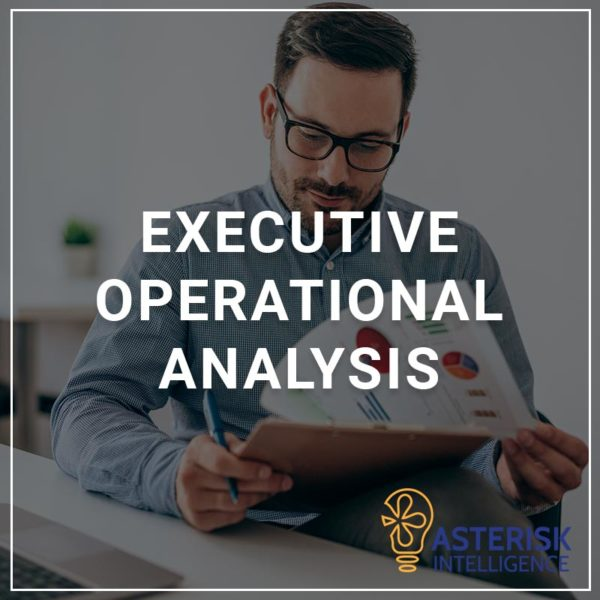 Executive Operational Analysis