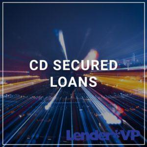 CD Secured Loans