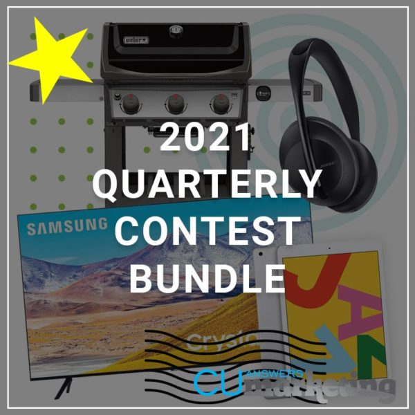 2021 Quarterly Contest Bundle