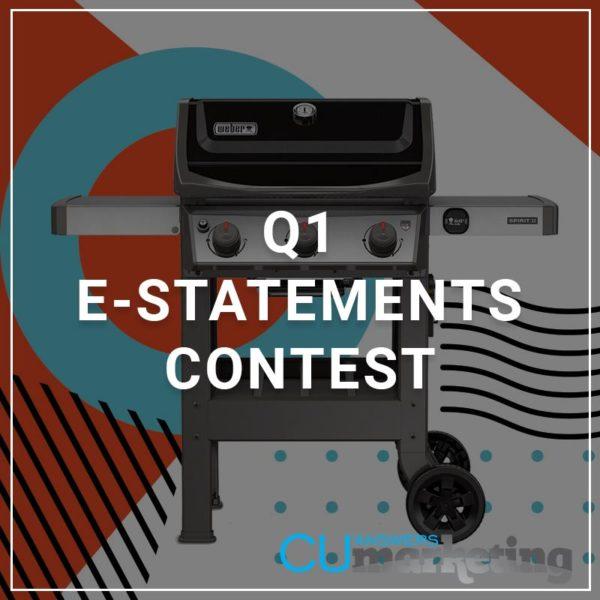 Q1 - estatements contest