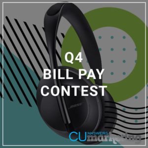 Q4 - Bill Pay Contest