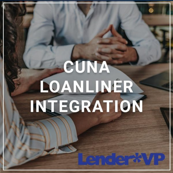 CUNA Loanliner Integration