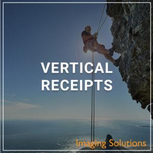 Vertical Receipts