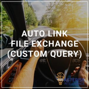 Auto Link File Exchange (Custom Query)