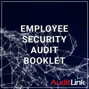 Employee Security Audit Booklet